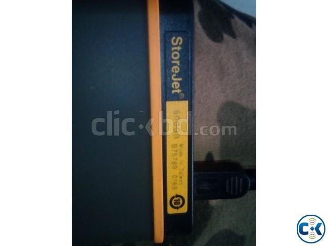 Transcend 500 GB Portable Hard Disk | ClickBD large image 0