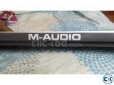 MIDI M-AUDIO keyRing 49