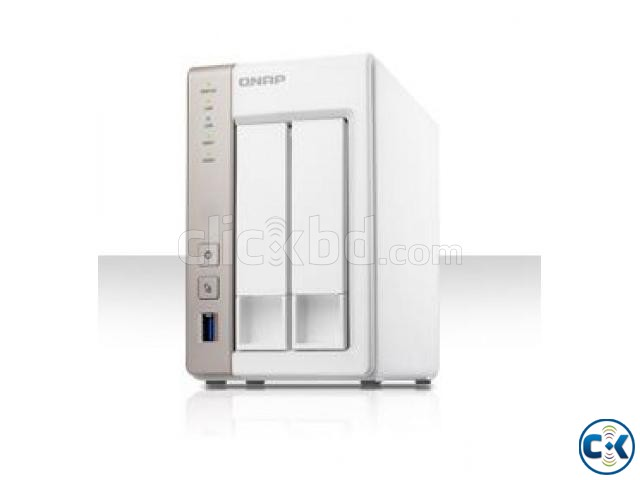 Worlds best QNAP NAS TS-251 4GB Model for Sale | ClickBD large image 0