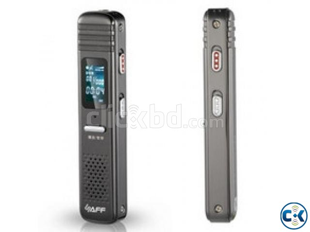 Voice recorder With Mp3 player 8GB storage intact Box | ClickBD large image 3