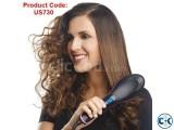 Eectric Hair Brush Styler Straighter