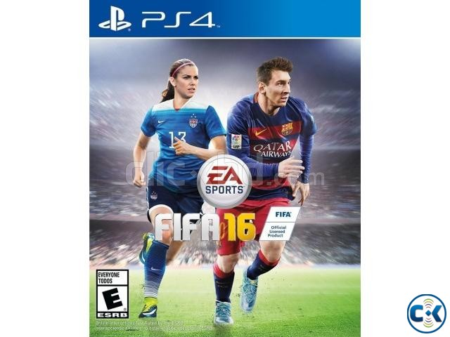 Fifa 2016 PS4 | ClickBD large image 0