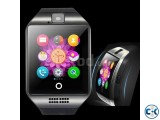 Small image 3 of 5 for Original Q18s Sim supported Smart Watch Sim Gear intact Bo   ClickBD