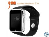 Original Smart Watch G10D MTK6261D sim card intact Box