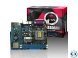 AFOX Intel IG41-MA6 Motherboard