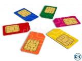 VIP Sim Card