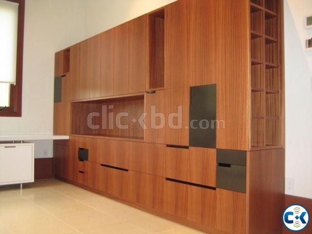 Kitchen Cabinet or Bedroom Wall Cupboard Designs Interior | ClickBD large image 0