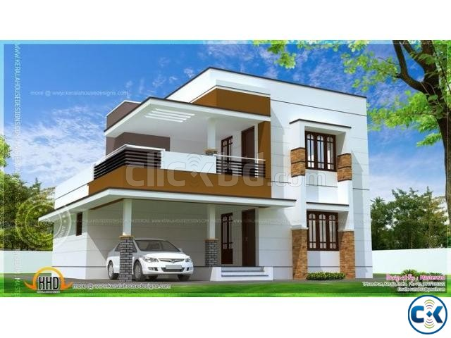Building Design Construction Exclusive in Dhaka  | ClickBD large image 1