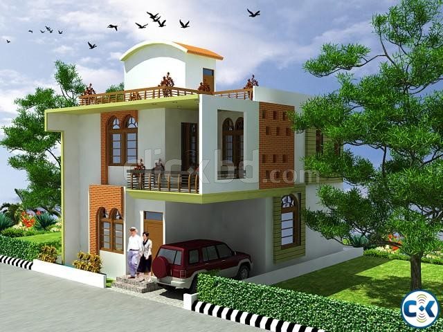 Building Design Construction Exclusive in Dhaka  | ClickBD large image 4