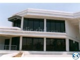Aluminum Partition Windows Wall