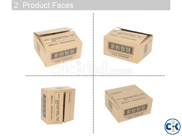 paper cartoon box for packaging | ClickBD large image 1