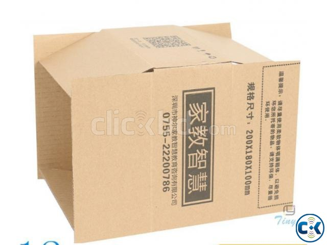 paper cartoon box for packaging | ClickBD large image 2