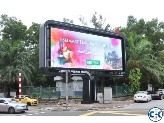 LED Screen outdoor waterproof nion signboard | ClickBD large image 1