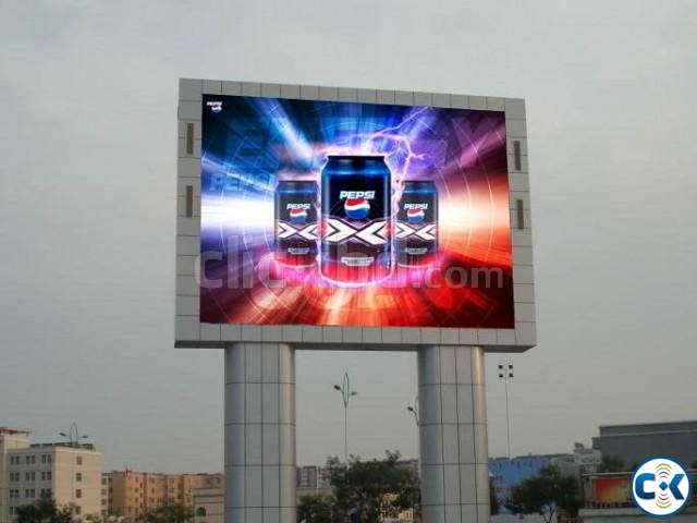 LED Screen outdoor waterproof nion signboard | ClickBD large image 2