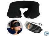 3 in 1 Travel Pillow intact Box