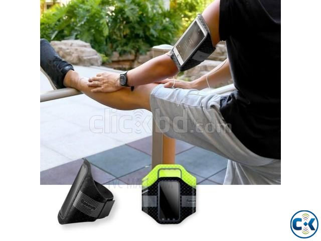 BASEUS Ultra-thin Sports Armband intact Box | ClickBD large image 1