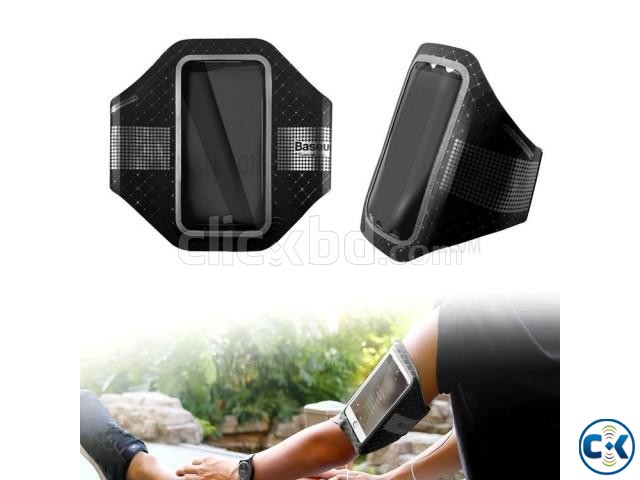 BASEUS Ultra-thin Sports Armband intact Box | ClickBD large image 3