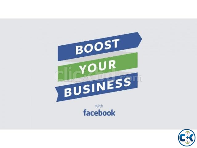 Facebook ad or Google ad or youtube ad boost advertisement | ClickBD large image 0