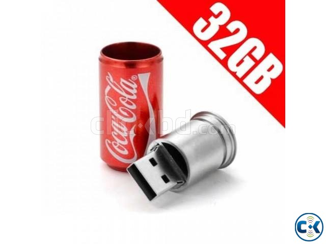 32 GB Cococola Pendrive | ClickBD large image 0