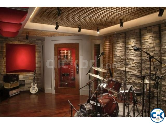 Music room interior | ClickBD large image 0