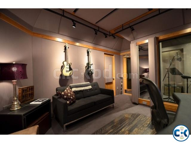 Music room interior | ClickBD large image 3