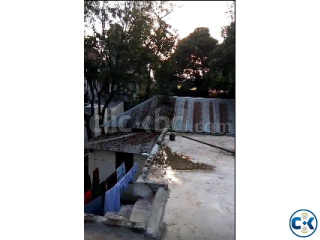 Flat with Land sale at Savar Bazar Bus stand urgent | ClickBD large image 3