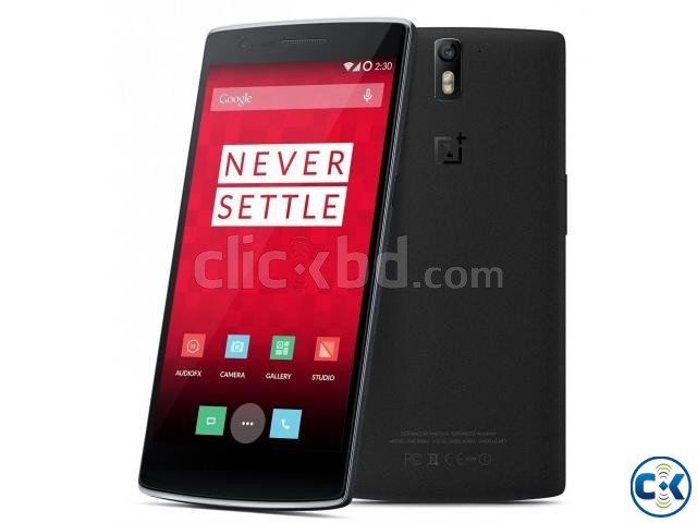 OnePlus One 64GB ROM 3GB RAM Brand New Intact  | ClickBD large image 0