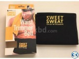 Sweet Sweat Waist Trimmer Belt for man women