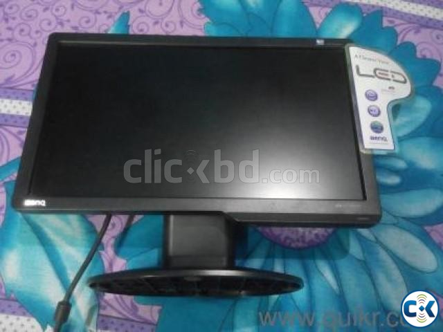 Benq 22 inch Led Monitor | ClickBD large image 2