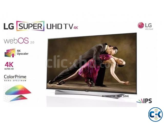 LG 4K 43 Inch UHD HDR Smart LED TV 43UH6500 NEW Original Box | ClickBD large image 0