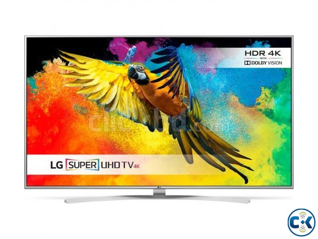 LG 4K 43 Inch UHD HDR Smart LED TV 43UH6500 NEW Original Box | ClickBD large image 1