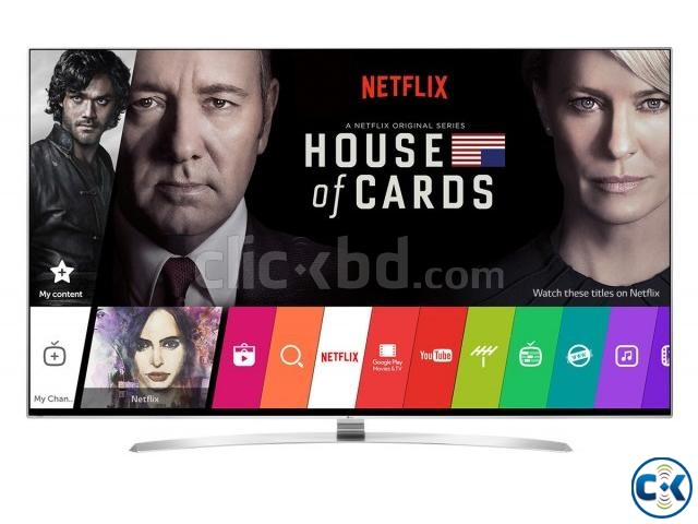 LG 4K 43 Inch UHD HDR Smart LED TV 43UH6500 NEW Original Box | ClickBD large image 2