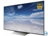 Sony Bravia X8500D UHD 55 Android Wi-Fi Smart Television