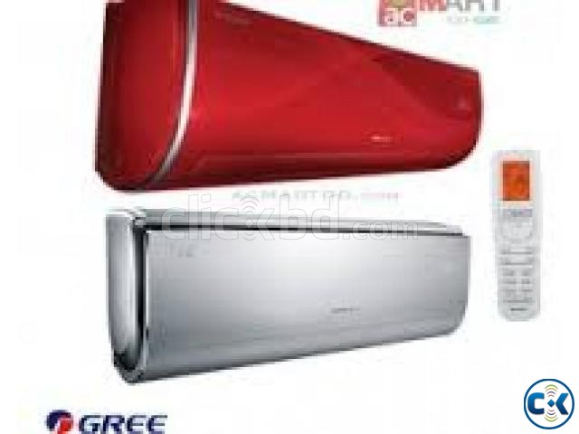 Gree 1.5 Ton GS-18CZ8S Split Air Conditioner | ClickBD large image 0