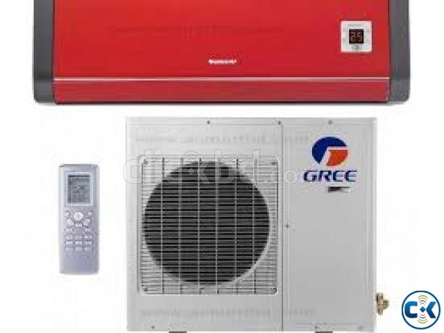 Gree 1.5 Ton GS-18CZ8S Split Air Conditioner | ClickBD large image 1