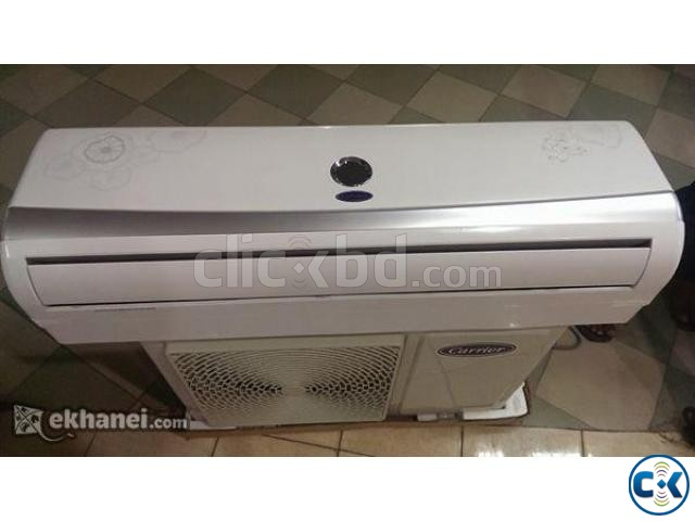 Split Type Carrier AC 1.5 TON 18000 BTU Original Brand | ClickBD large image 4