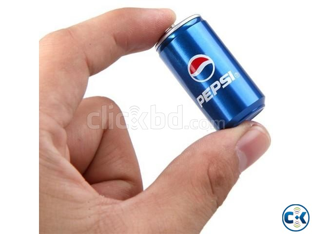 Exclusive Pepsi Pendrive 32GB | ClickBD large image 0