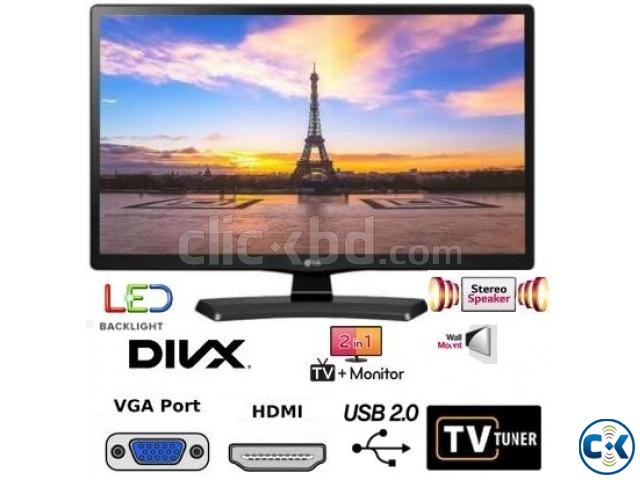 LG TV MONITOR MT48A FULL HD IPS | ClickBD large image 0