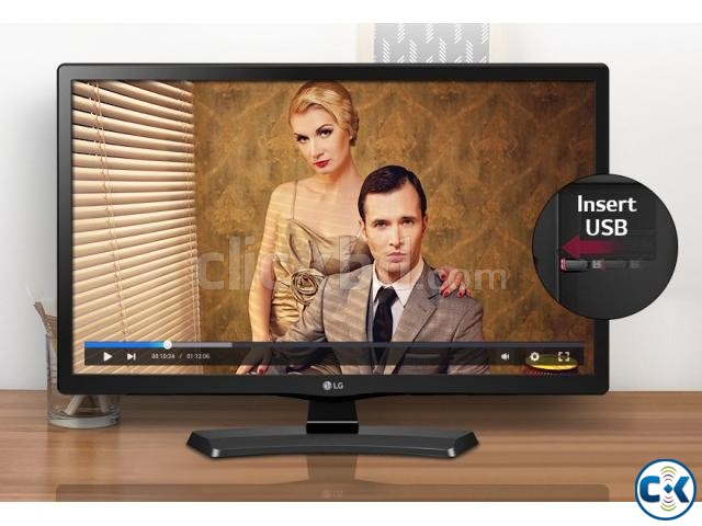 LG TV MONITOR MT48A FULL HD IPS | ClickBD large image 1