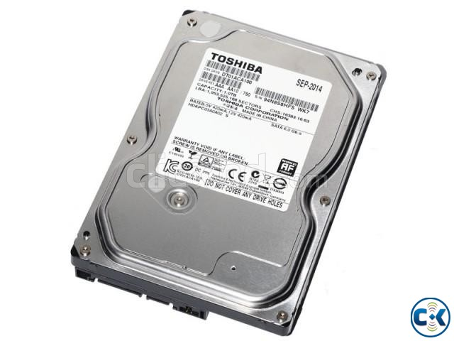 Toshiba DT01ACA100 1TB SATA Desktop Hard Disk | ClickBD large image 0
