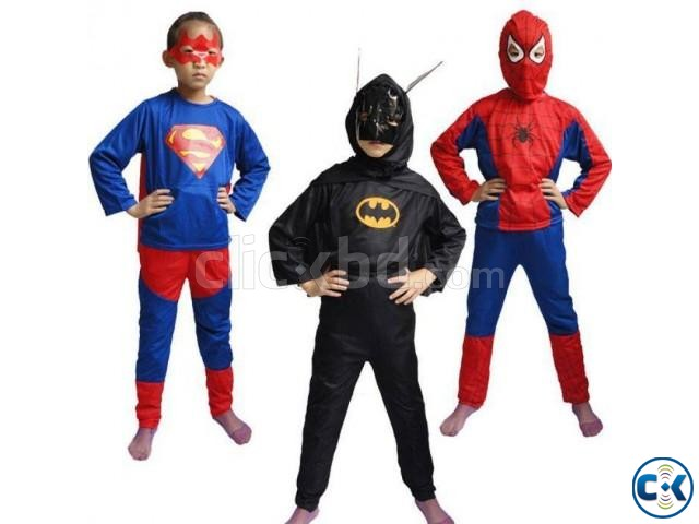 Pack Of Costumes For Kids | ClickBD large image 0