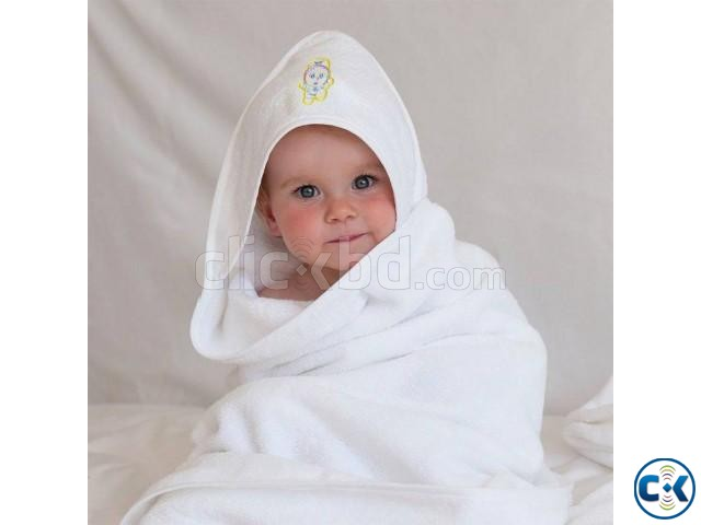Mom s Care Soft Cotton Baby Towel | ClickBD large image 0