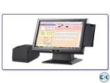 Pharmacy Restaurant Showroom Stationary POS Software