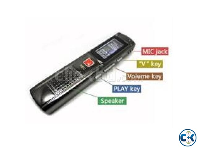 Voice recorder With Mp3 player 8GB storage intact Box | ClickBD large image 2
