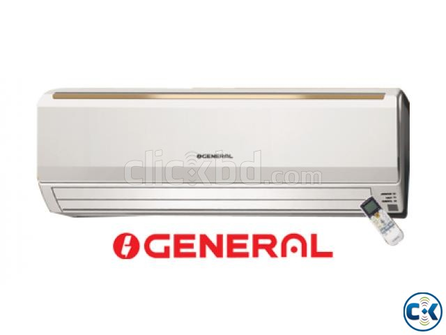 GENERAL 1 TON SPLIT AC WITH 3 YEARS WARRANTY JAPAN | ClickBD large image 1