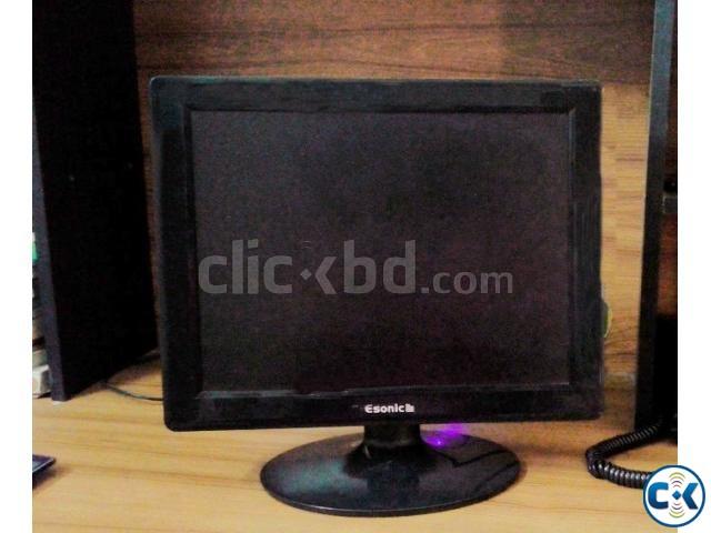 Esonic 17 LED Monitor | ClickBD large image 0