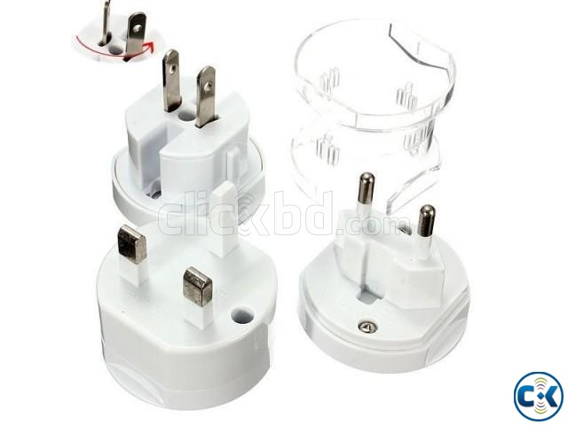 All in One Universal Adapter | ClickBD large image 1