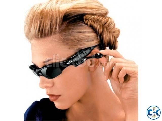 Sunglasses Headset Headphone | ClickBD large image 1