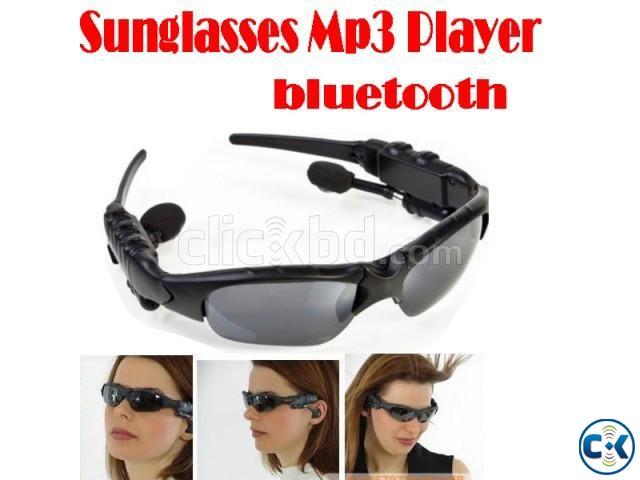 Sunglasses Headset Headphone | ClickBD large image 2