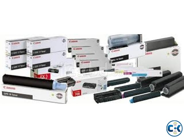 All Kind Of Canon Toner Only Original  | ClickBD large image 0